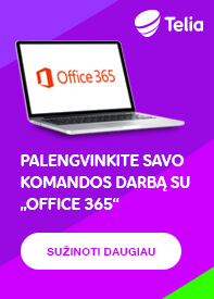 Teo Office 365 reklama